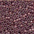 Mill Hill Pony Beads (Size 8) - Opal Dark Mauve (18821) - Click Image to Close
