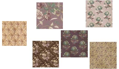Fat Quarter Bundle No.108- Samantha