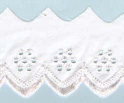 Picot Broderie Lace (STR013)