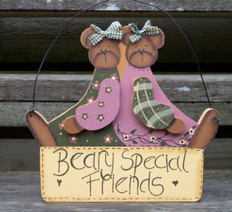Beary Special Friends
