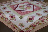 Dresden & Lace Quilt