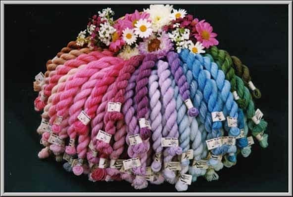 Gumnut Yarns - Blossoms
